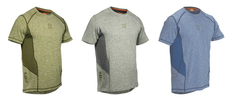 5.11 RECON t-shirts